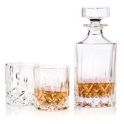 RCR Crystal - Opera Whisky Set 3pce