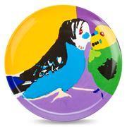 Alperstein - Warlukurlangu Birds Kiss Plate