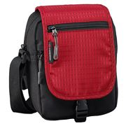 Caribee - Metro Black/Red Shoulder Bag