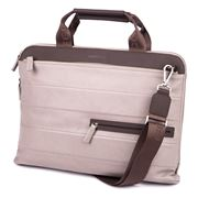 Fedon - Award Slim Light Grey Laptop Bag