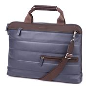 Fedon - Award Slim Night Blue Laptop Bag