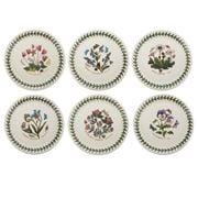 Portmeirion - Botanic Garden Bread Plate Set 6pce 15cm