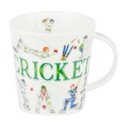 Dunoon - Cairngorm Sporting Antics Cricket Mug