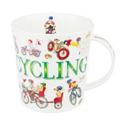 Dunoon - Cairngorm Sporting Antics Cycling Mug