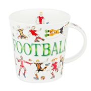Dunoon - Cairngorm Sporting Antics Football Mug