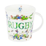 Dunoon - Cairngorm Sporting Antics Rugby Mug