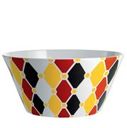 Alessi - Circus Insalatiera Jester Salad Serving Bowl