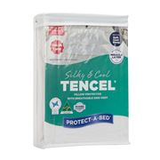 Protect-A-Bed - Silky & Cool Tencel Twin Pillow Protectors
