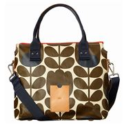 Orla Kiely - Tulip Stem Bark Messenger Bag
