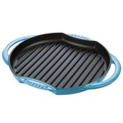 Chasseur - Riviera Blue Round Grill 26cm
