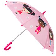 Bobble Art - Paper Doll Umbrella