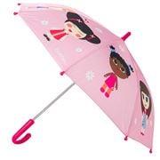Bobble Art - Paper Doll Umbrella