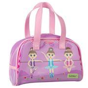 Bobble Art - Ballerina Small Gloss Handbag