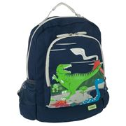Bobble Art - Dinosaur Canvas Backpack
