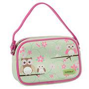 Bobble Art - Owl Small Handbag