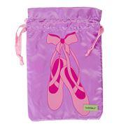 Bobble Art - Ballerina Ballet Shoe Bag