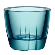 Kosta Boda - Bruk Sea Turquoise Votive Candle Holder