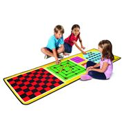 Melissa & Doug - 4 In 1 Game Rug