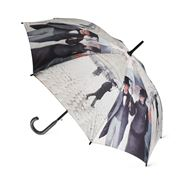 Galleria - Rainy Day in Paris Umbrella