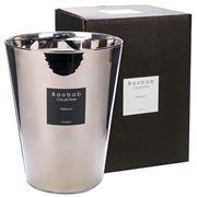 Baobab - Les Exclusives Large Platinum Candle