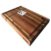 Big Chop - Carving Board Blackwood & Myrtle