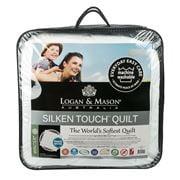 Logan & Mason - Silken Touch Queen Quilt