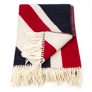 Bronte - Highland Tweeds Union Jack Throw Rug