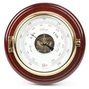 Barigo - Polished Mahogany Barometer