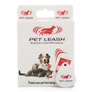 Pet Leash - Bluetooth GPS Crowd Tracking Pet Leash