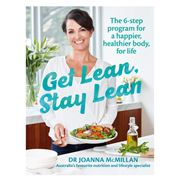 Book - Get Lean, Stay Lean by Dr Joanna McMillan