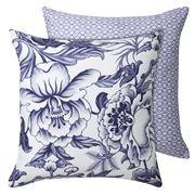 Wedgwood Home - Hibiscus Ink Lounge Cushion