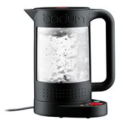 Bodum - Bistro Electric Double Wall Temp Control Kettle Blk