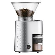 Bodum - Bistro Electric Burr Coffee Grinder Alu Brushed Silv