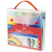 Faber-Castell - Connector Pen Set with Carry Case 30pce
