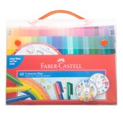 Faber-Castell - Connector Pen Set with Colour Wheel 60pce