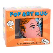 AT - Pop Art Mug I'll Tell Her After I Have My Coffee!