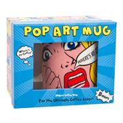 AT - Pop Art Mug Where's My Coffee!