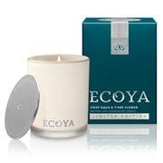 Ecoya - Crisp Aqua & Tiare Flower Madison Jar Candle