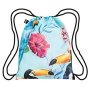 LOQI - Wild Collection Birds Backpack
