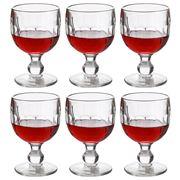 La Rochere - Verre Coteau Red Wine Glass Set 6pce
