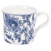 Ashdene - Indigo Blue Hummingbird Mug