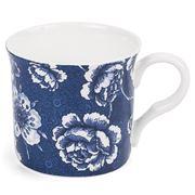Ashdene - Indigo Blue Roses Mug
