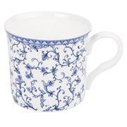 Ashdene - Indigo Blue Scroll Mug