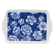 Ashdene - Indigo Blue Roses Scatter Tray