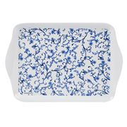 Ashdene - Indigo Blue Scroll Scatter Tray