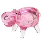 Zibo - Pink Hippopotamus