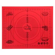 Davis & Waddell - Essentials Silicone Pastry Mat Red