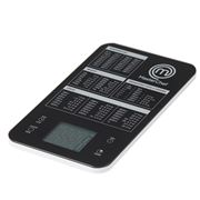 MasterChef - Electronic Kitchen Scale 15kg/1g