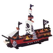 Nanoblocks - Pirate Ship
