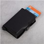 Secrid - Crisple Leather Black Twin Wallet